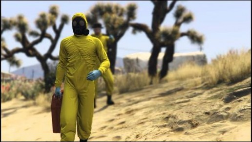 Breaking Bad - GTA V Machinima