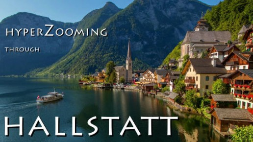 HyperZooming through Hallstatt